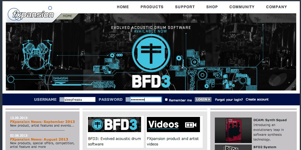 BFD3 – 1  Purchase/Download/Install