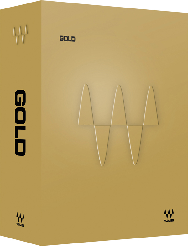 Waves「GOLD」バンドル