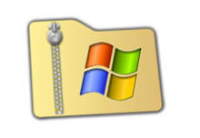 ZIPファイルは「MacWinZipper」で完璧!!