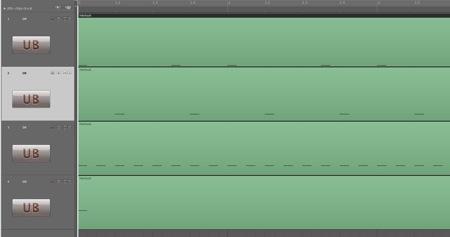 MIDI分割後
