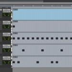 MIDIを分ける