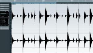 オーディオ分析
