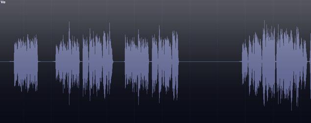 無音やノイズをカットするストリップサイレンス