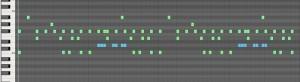 MIDIベタ打ち