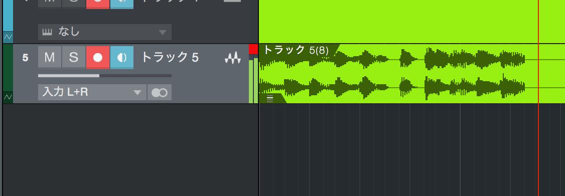 ハードシンセ録音