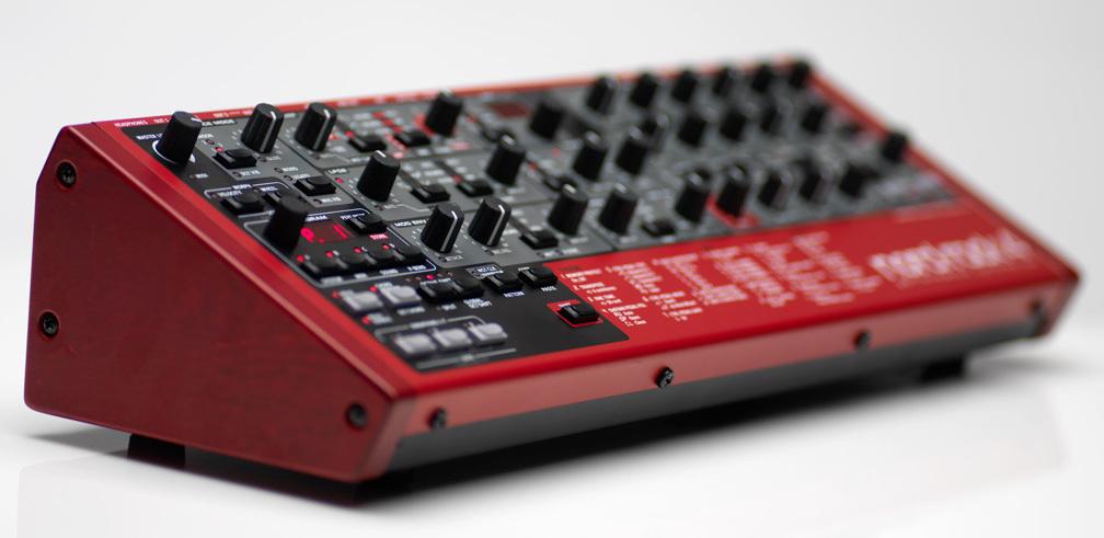 外部のハードシンセを使用する FL Studio