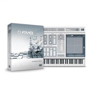 「FM8」4_ エフェクトとアルペジエーター
