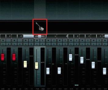 Cubase 7_ミックスコンソール_ボーカル処理/ルーティング