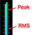 Peak-RMS