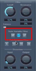 フィルターの種類-1