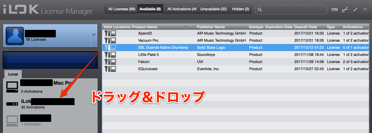 SSL Duende Native Drumstrip-iLok-license-manager-1