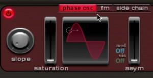 Ultrabeat_4_シンセサイザーセクション3