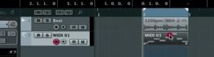 MIDIコントロール