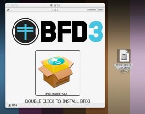 BFD3インストーラー