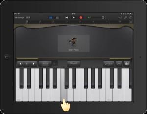 GarageBand iOS Keyboard_1
