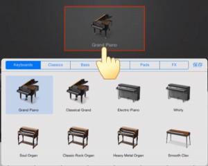 GarageBand iOS Keyboard_5