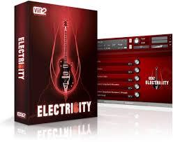 生に引けをとらないエレキギター音源 Electri6ity