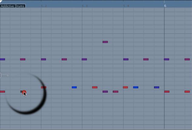 AddctiveDrums 2_Beats_ドラムパターンの選択と適用_8