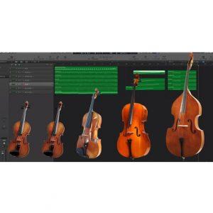 Stringsの打ち込み 1_ 楽器特性とボイシング