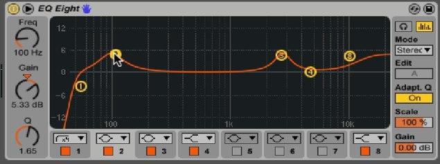 EDM キックの強化