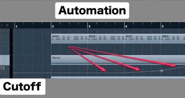 EDM Noiseを使用した盛り上げテクニック 2