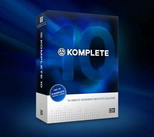 KOMPLETE 10 リリース!!