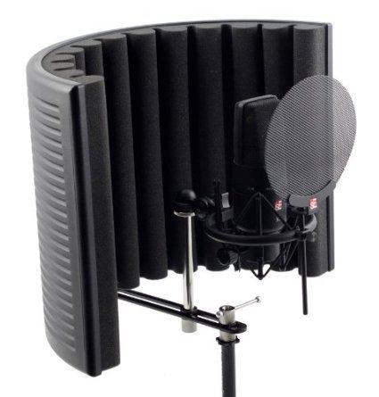 ボーカル録音のクオリティーを上げる リフレクター