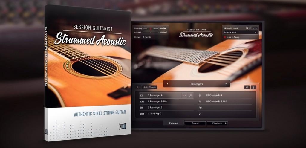 アコースティックギター音源  Session Guitarist