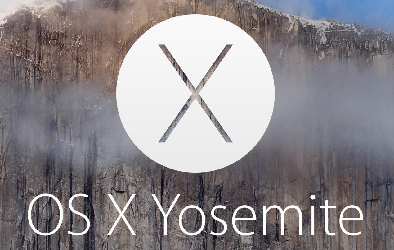 Apple - OSX Yosemite
