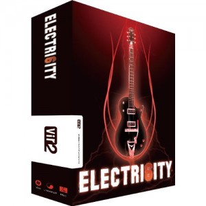 極限までリアルを追求したエレキギター音源 Electri6ity