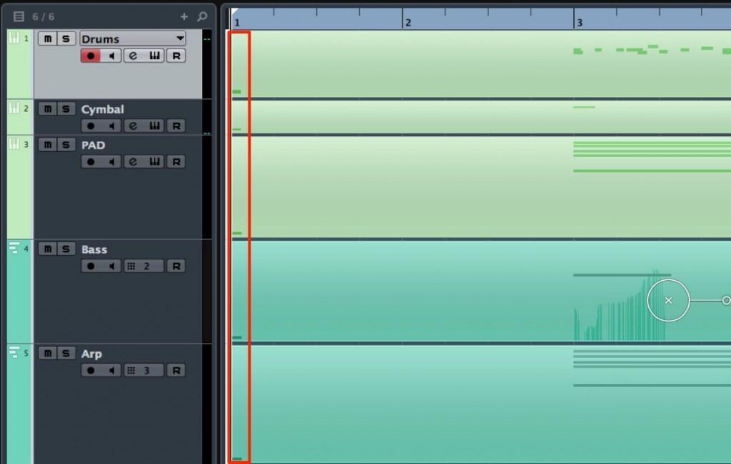 異なるDAWで楽曲を互換させる_2