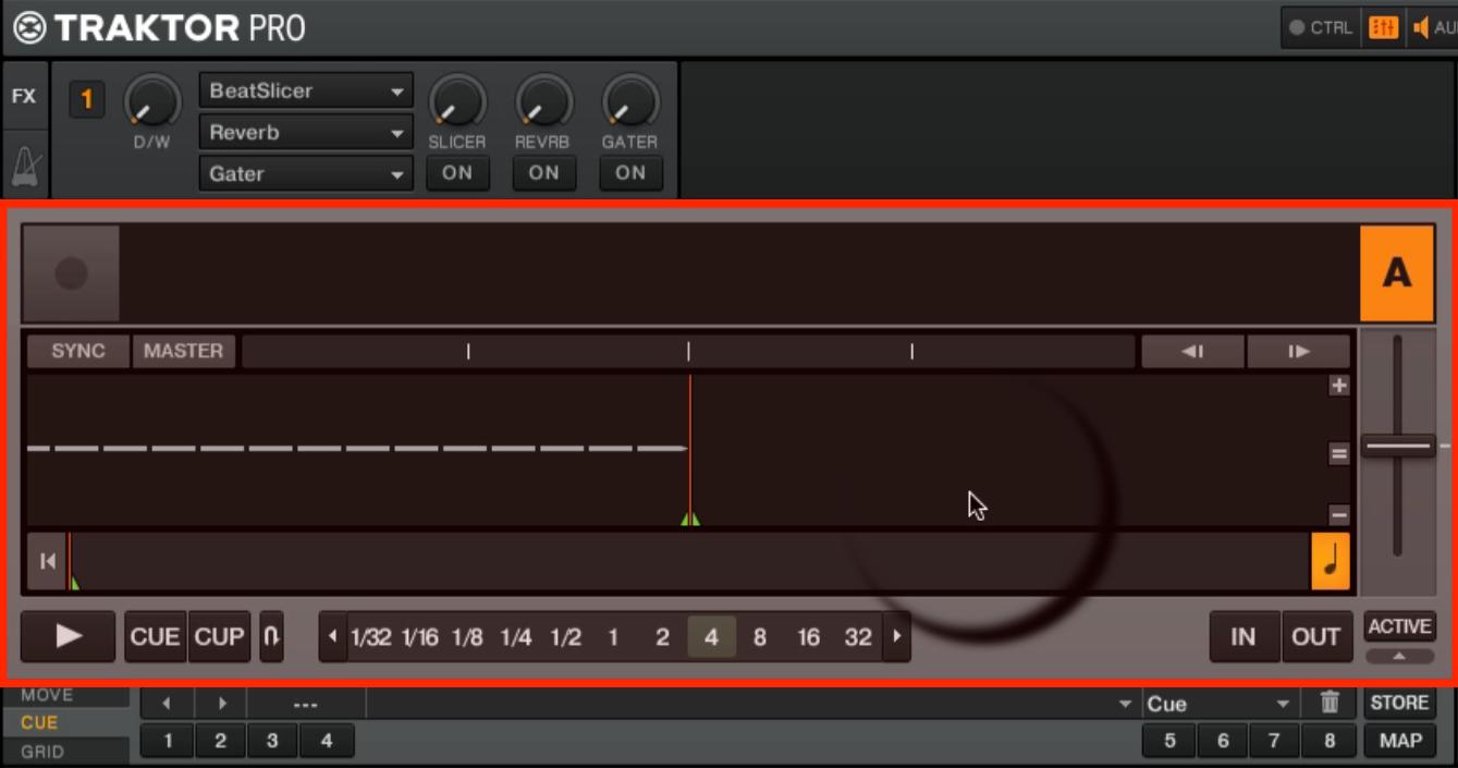Traktor_4_音楽ファイルの取り込みと管理_3