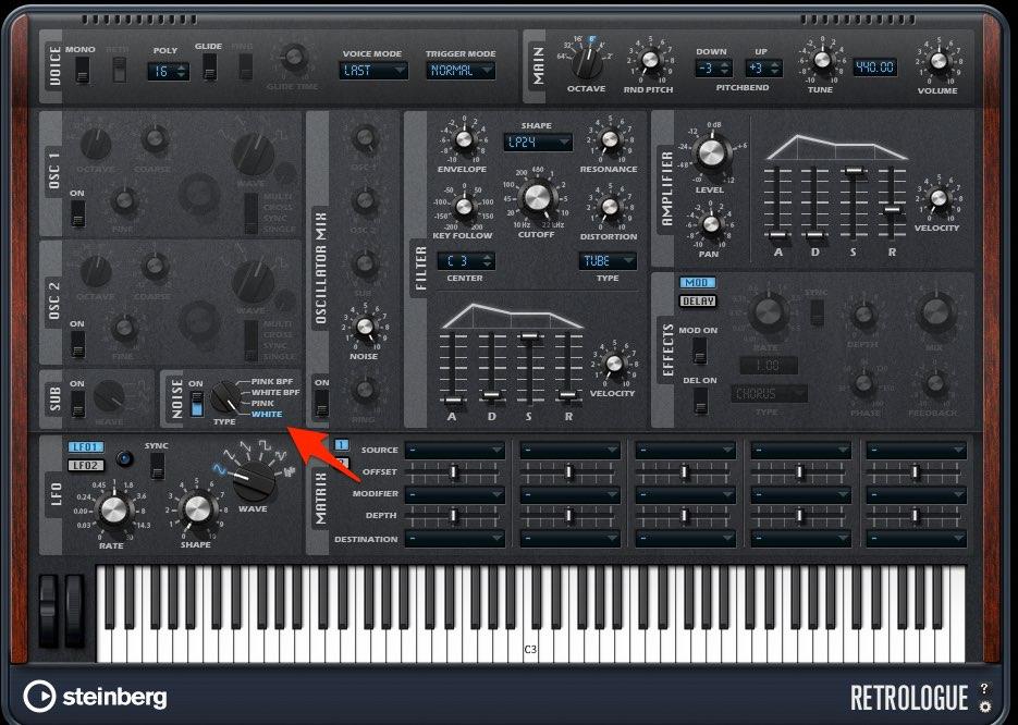 Noise_Retrologue