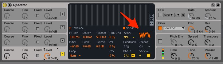 Operator_Noise