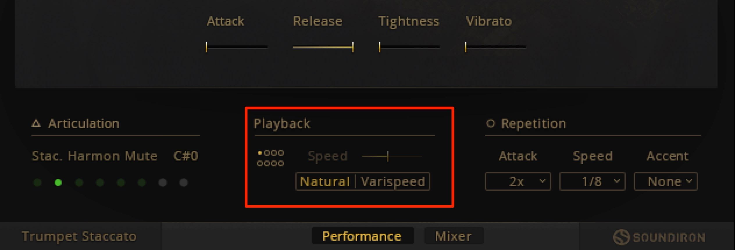 PlaybackSpeed