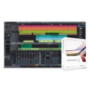 完全無料のDAW StudioOne Prime