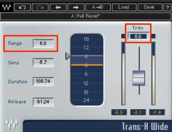 TransX Range