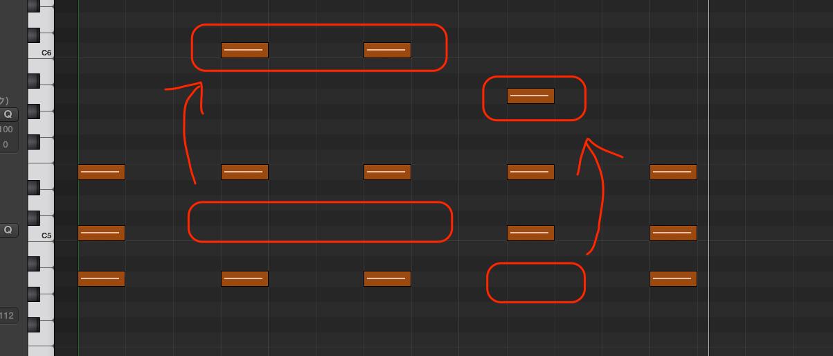 Pluck_MIDI入力_3