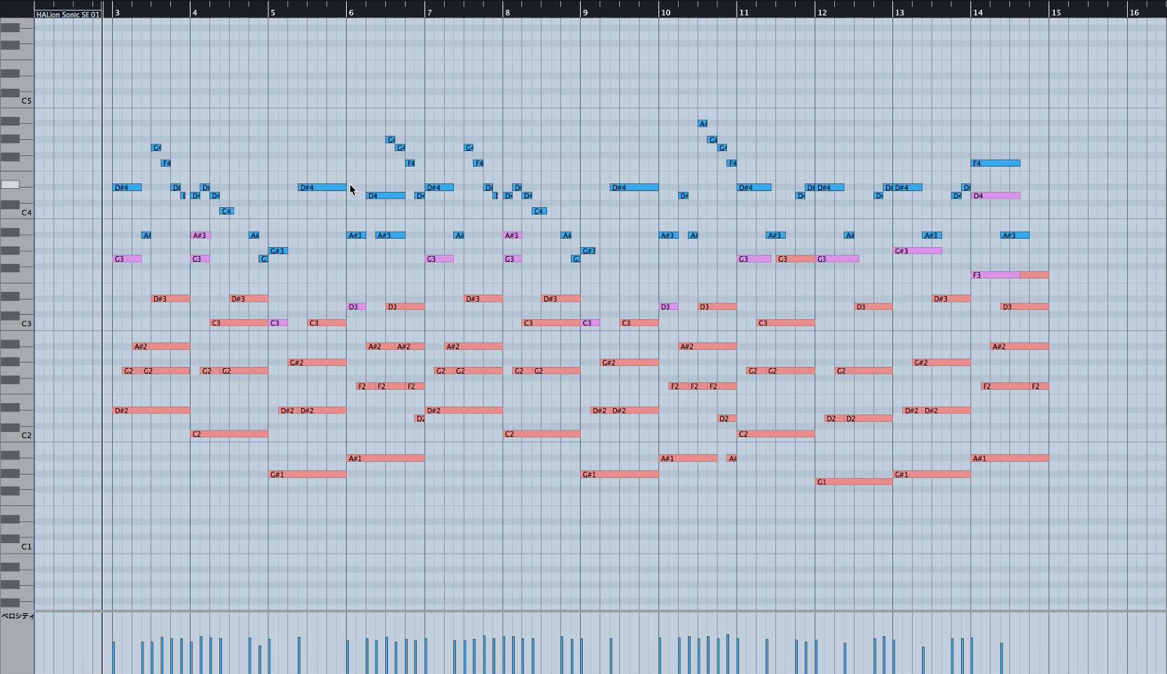 ピアノアレンジ_完成
