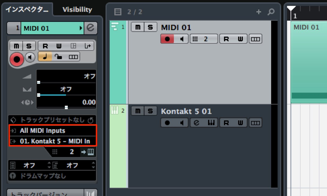 MIDI-In-Out