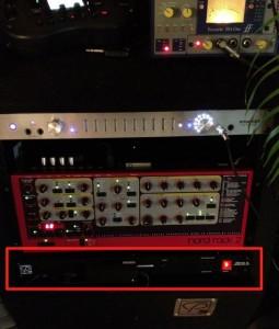 電源供給を整える_CLASSIC PRO 電源モジュール