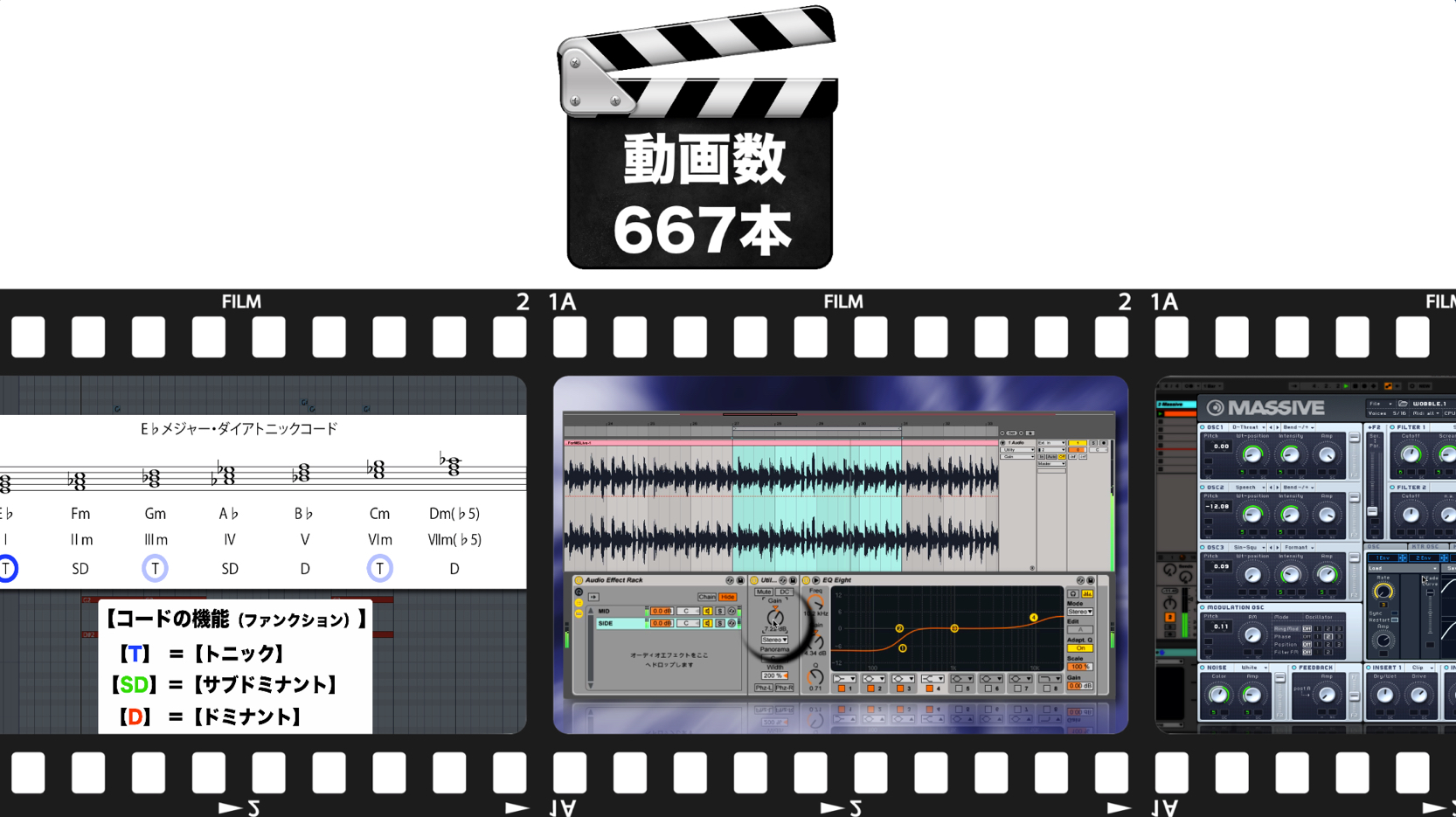 Youtube_動画公開本数_667本