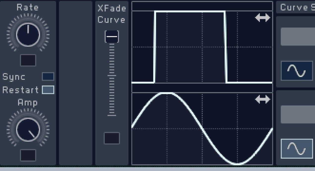 パルス波によるバキバキベース