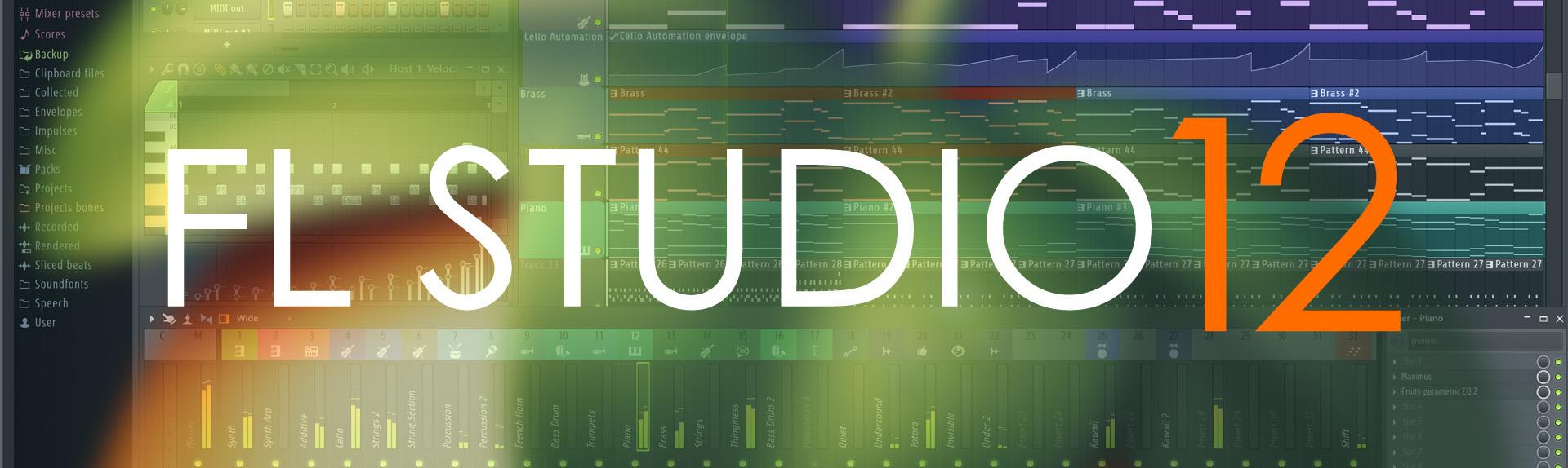 FLStudio12