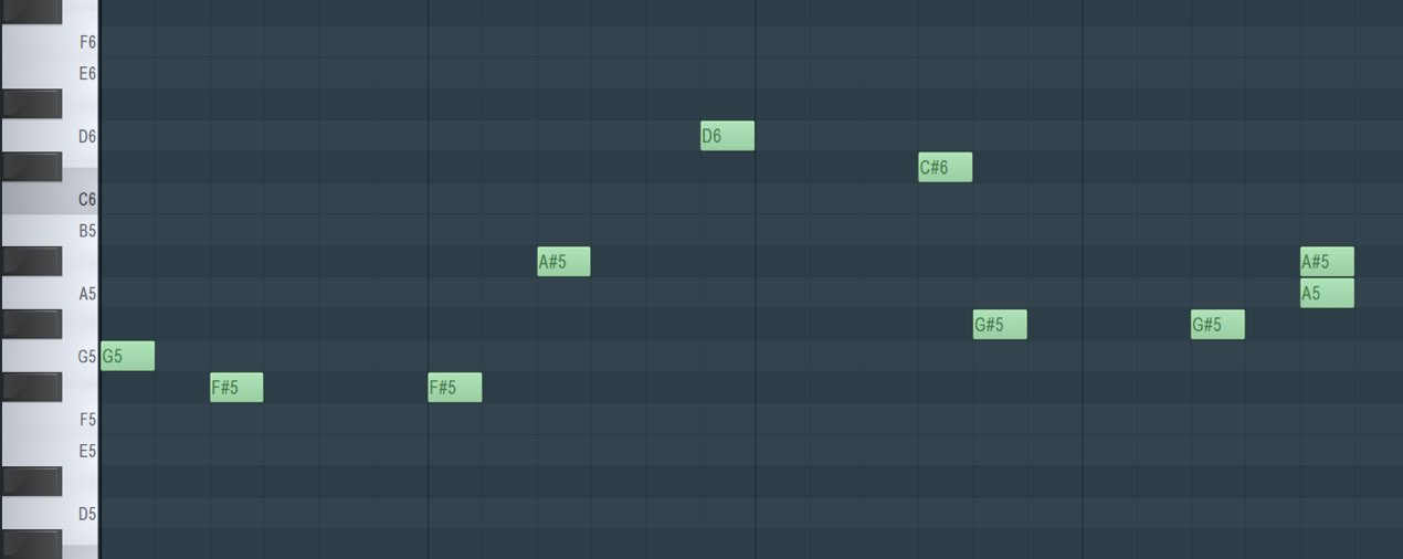 MIDI打ち込み
