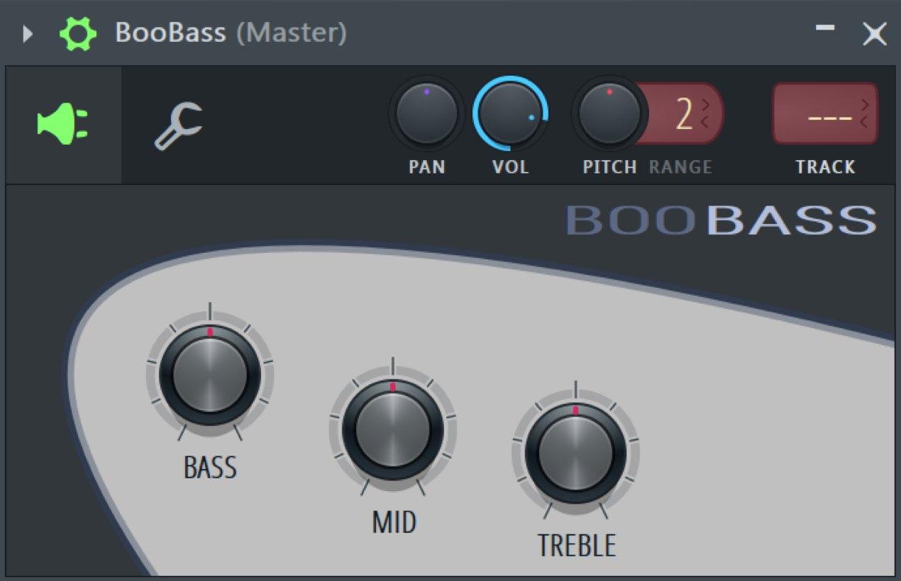 Bass音源