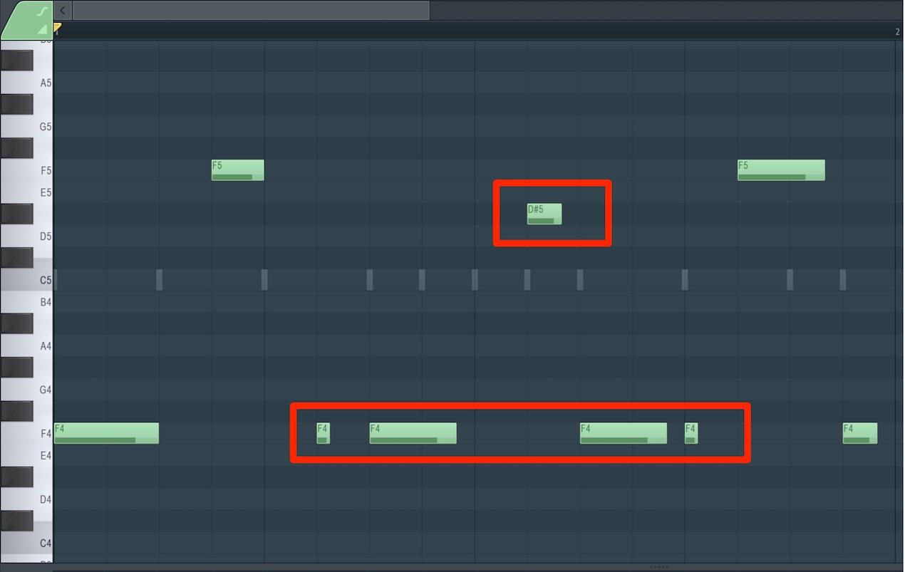 編集の重要概念「スナップ」を理解する FL Studio