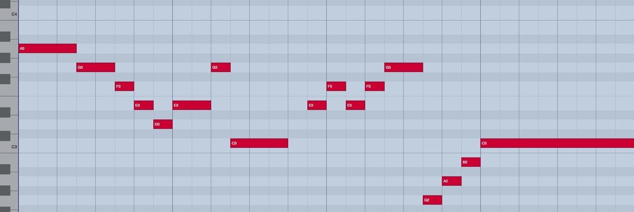 C_melody
