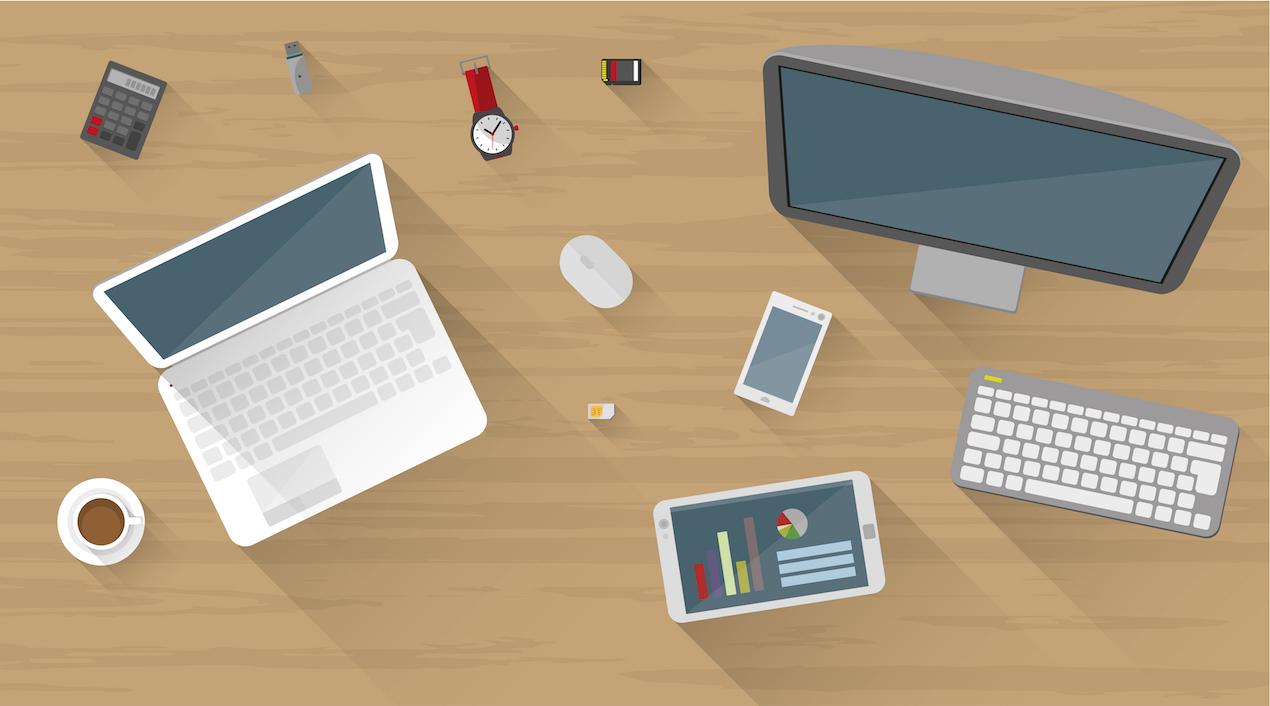 作業環境を整えて作品のクオリティを高める