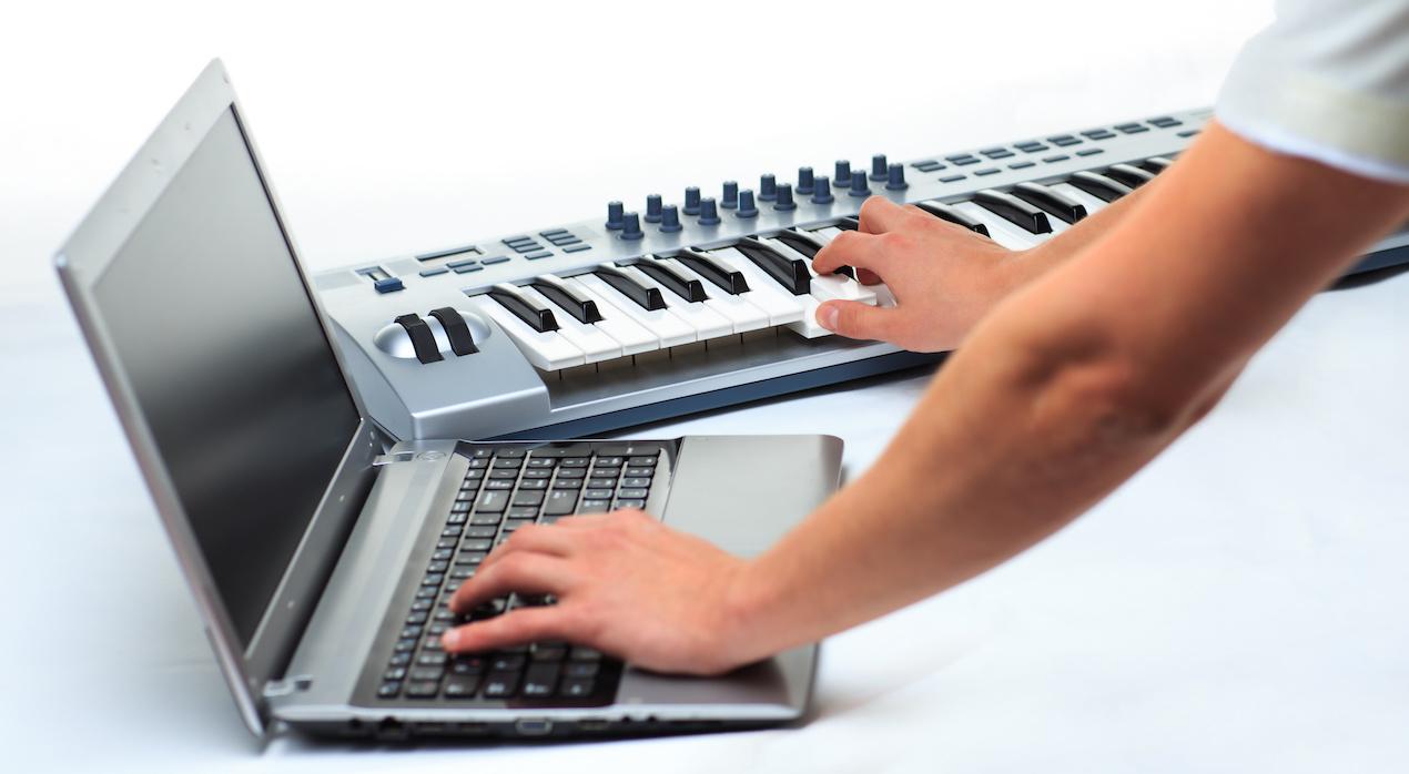 12 MIDIキーボードを使用したリアルタイムレコーディング FL Studio